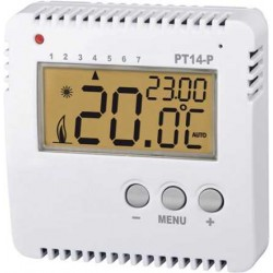 Termostat elektroniczny programowalny  PT14-P