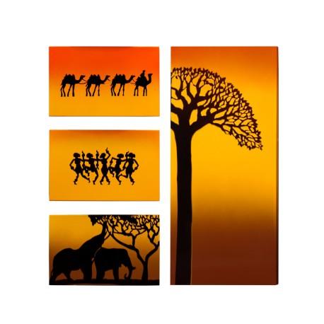 Panel ścienny UDEN-700 Africa