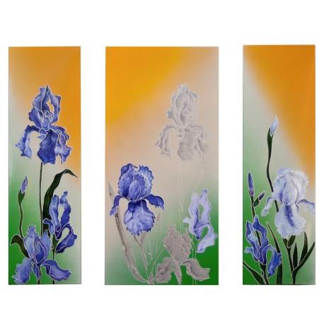Panel ścienny UDEN-700 Irises